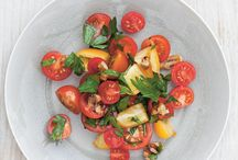 Summer sides and salads / Say goodbye to meat and 3 veg and hello to delicious summer inspired sides and salads