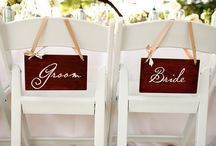Signs & Decor / Fun Wedding Signs & Accents