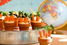 Fun food ideas / by Noelle Norton
