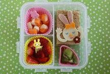 Bento Box Kid Lunches / by Shari West Burns