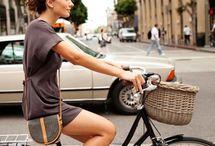 biciklis kosár