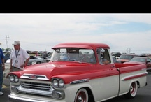 Pickup Trucks / by Jeff Sanger