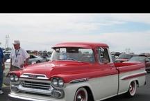 Pickup Trucks / by Jeff Sanger