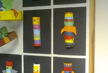 indiantema / Idéer till vårens indiantema i min förskolegrupp