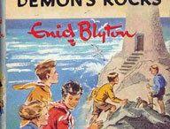 Authors - Enid Blyton