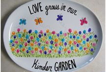 kinder garden & projects