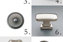 Doors & Hardware / by Rebecca Frost Rosenberg