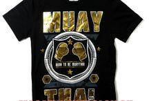 Футболки Muay Thai