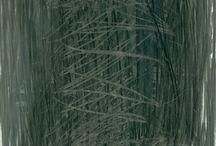Daniel Schneider Graphite Square Drawings