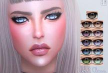 couleur de yeux