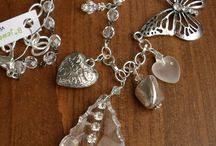 Stunning Necklaces Handmade / B*jeweled vintage by Tammy Bastin