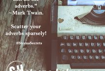 Steena's Secrets & Writing Tips / Tips and tricks I've found for writing and every day life that might help you as well ;)