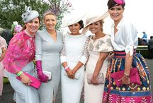 Killashee Racing / Killashee Style Icon Competitions, Ladies Day, Style & Fashion & Horsing Racing Information / by Killashee