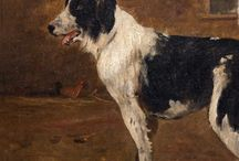 Dogs & Antiques