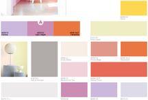 Paint colours inspiration