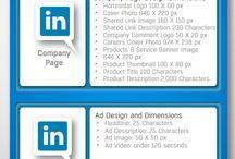 LinkedIn / by JO Social Branding