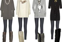 Outfits/Clothes / by Kathy Durivage