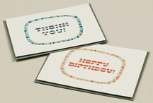 Printable Cards and Tags / by Andrea