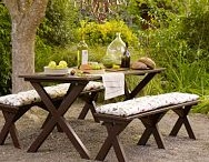 Alfresco Dining / by The Inspired Nester