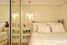Quartos / Imagens de quartos super aconchegantes para quem está procurando inspirações para construir, reformar, redecorar.