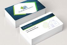 Business Card / Design Business card for the NC Real Estate Solution