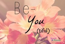 Beauty Resource words of wisdom / Beauty quotes and tips curated by Beauty Resource.