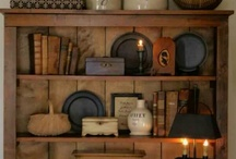 Cuisine / Buffets anciens/ Bibliothéques