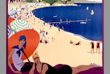 French posters - Riviera