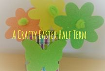 Easter Crafts / Easter Crafts