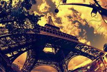 Parisian Life / These are things that remind me of my time in Paris.