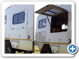 Expedition vehicle exteriors
