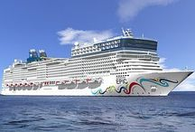 NCL / Norwegian Cruise Line / by Tom Dillion