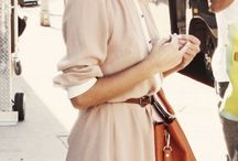 'robe envy. / The one girlish Pinterest cliché I allow myself to indulge in, a la Audrey