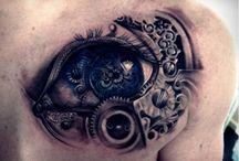 Tattoo ideas.....
