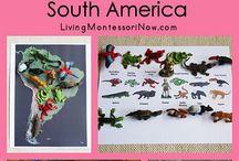 South America Preschool