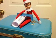 Elf on the Shelf Ideas / Creative ideas for Elf on the Shelf