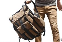 Messenger Bags + Packs / by Lee Cherry
