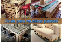Pallets - upcycle