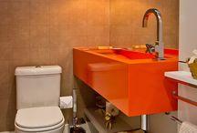 Referências - Banheiros e Lavabos