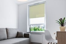 Blackout Blinds / Inspiration images when choosing blackout blinds. Our blackout roller blinds are made from pre-stiffened cloths.  Our current collection offers a diverse choice of plain colours and children's designs. Or we also make laminated Fabric Rollers made from 100% Natural fabrics.