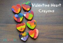 Good Fun - Valentine's Day Crafts