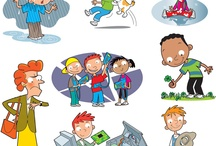 Publishing spots / I get to illustrate lots and lots of spots, a veritable outbreak of spots, bordering on measles...
