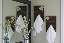 Master Bathroom  / by Melissa Arnold