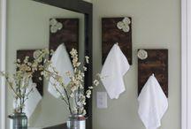 Master Bathroom  / by Melissa Arnold