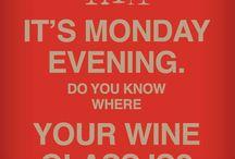 La alegría del vino