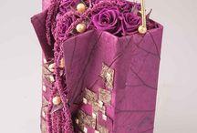 сумки цветочные