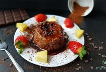 Fitness Rezepte - Kuchen & Desserts
