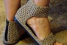 shoes art