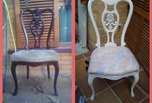 tapiz para silla