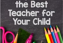 Back to School / Ideas and Resources for starting Back to School RIGHT!